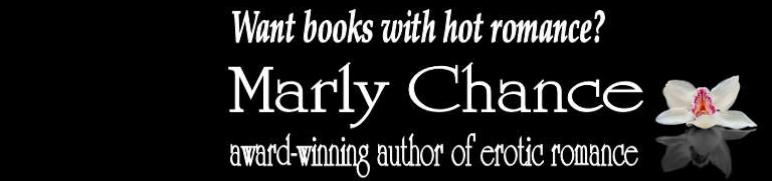 Marly Chance author of erotic romance